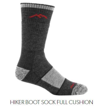Boise Hiking sock