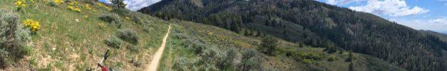 Hard Guy trail Boise