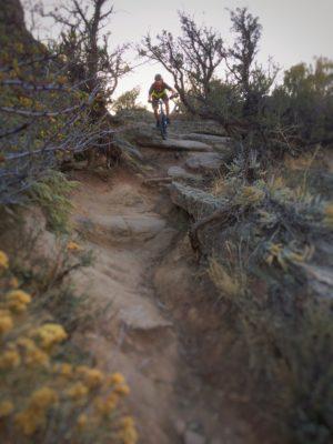 rock chute Table Rock