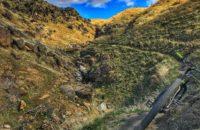 Ricochet trail