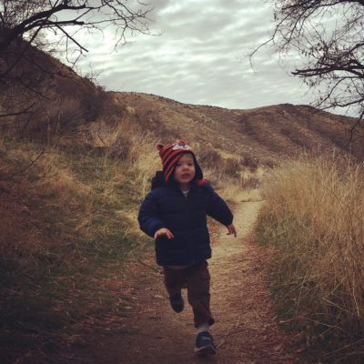 5 mile Gulch Kid HIke